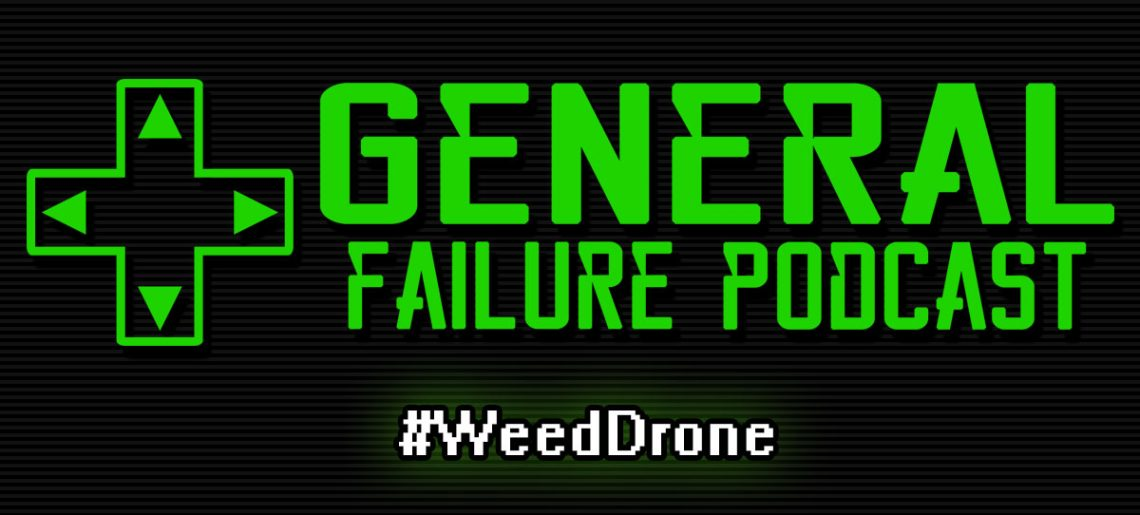 #WeedDrone
